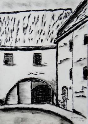 Grudziądz - Brama Wodna2