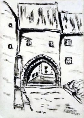 Grudziądz - Brama Wodna4