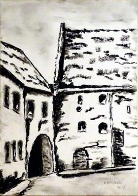 Grudziądz - Brama Wodna3